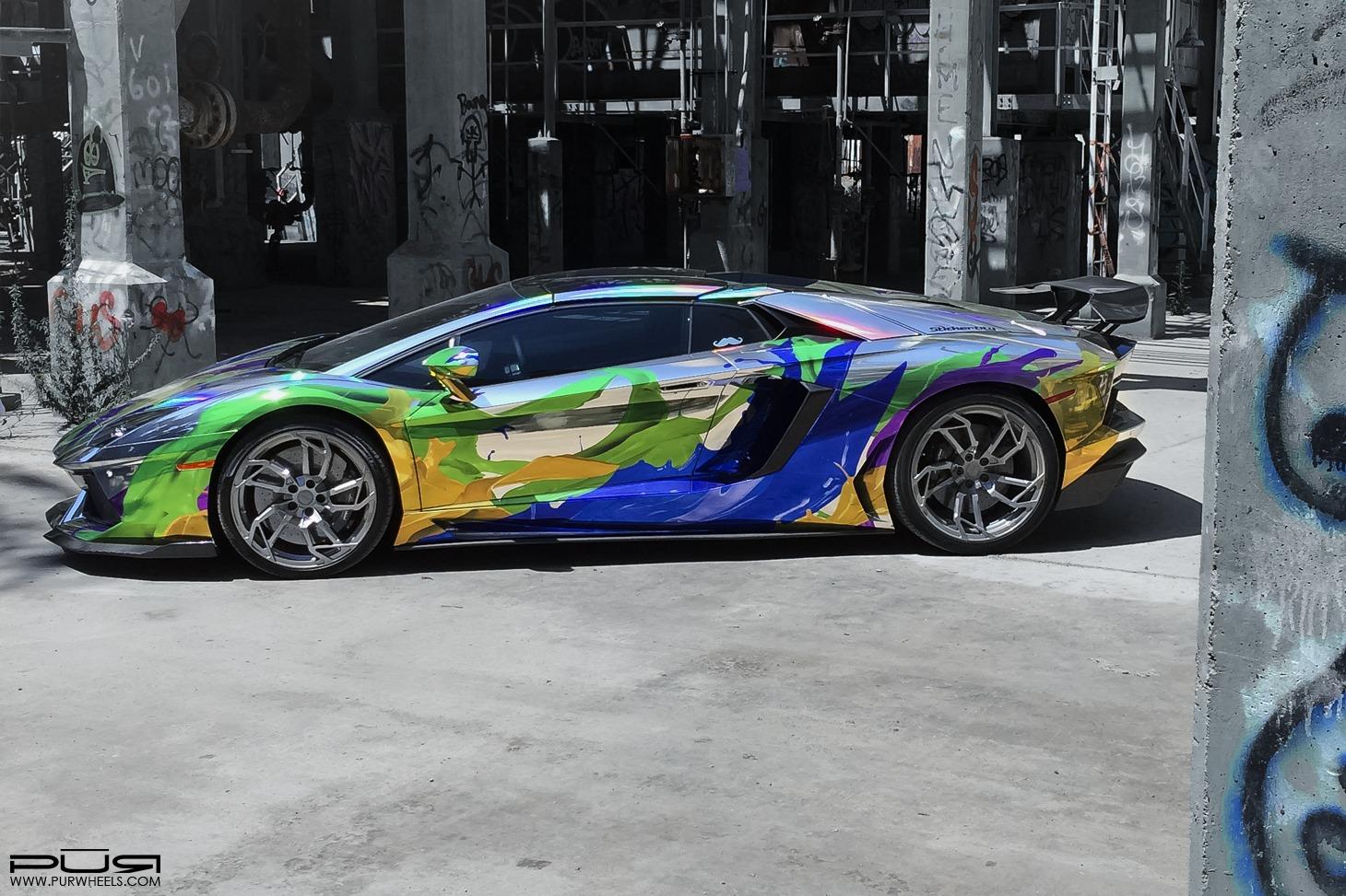 Image Result For Holographic Lamborghini Aventador